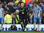 Everton blijft worstelen en komt ook niet voorbij Brighton