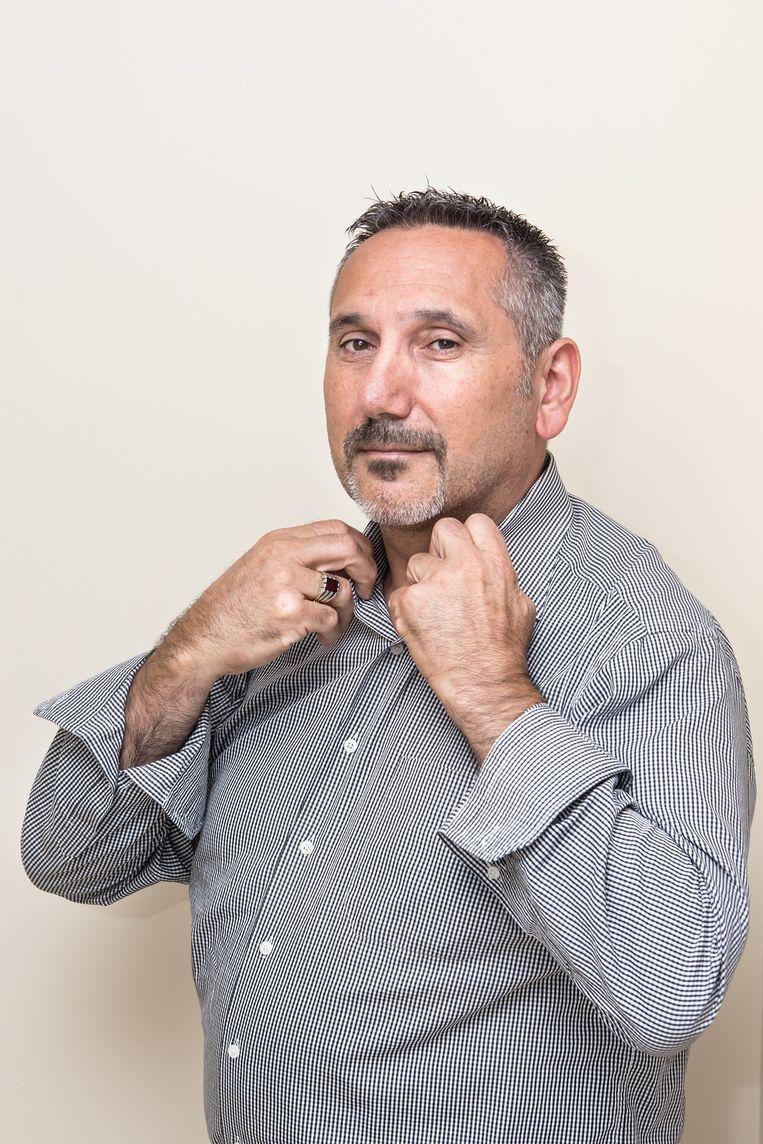 Mehmet Kabakyer. Beeld Cigdem Yuksel