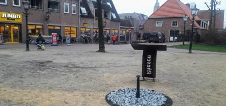 Voor elk Nederlands slachtoffer van de Holocaust een steen