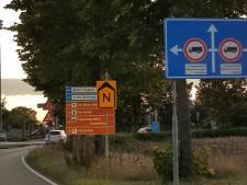 Rucphense wethouder: 'Borden randweg te vroeg geplaatst'