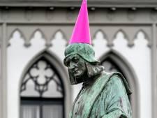 Jeroen Bosch heeft een hoedje op, maar waarom?