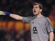 Le président de Porto confirme: Iker Casillas raccroche les gants