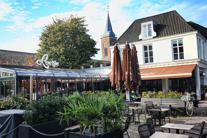 Restaurant Loetje in Breukelen.