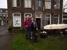Gemeente Kampen hoopt krakers met rechterlijke uitspraak snel uit 'paupervilla' te krijgen