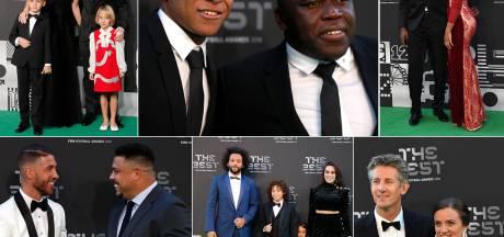 FIFA-gala vooral ook weerzien op rode loper