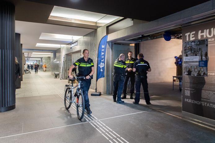Conductrice (63) bewusteloos geslagen op station Breda