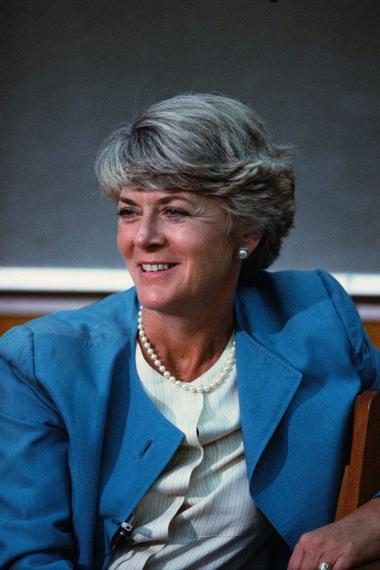 Geraldine Ferraro. Beeld Sygma via Getty Images