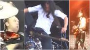 VIDEO: Mislukte gitaarkunstjes, kopstoot aan fan en grote bal op het hoofd: nog 10 grappige en pijnlijke fails van metalbands