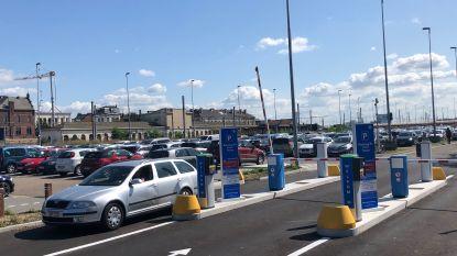 Weinig problemen aan betalende stationsparkings