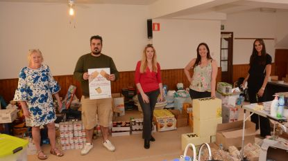Inwoners tonen zich bijzonder solidair: 'Temse' Schenkt' hielp al 140 gezinnen in nood met voedselpakket