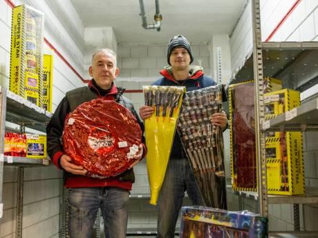 In één klap de grootste vuurwerkhandelaar van Zutphen