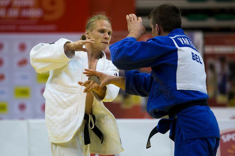 Van Tichelt versus Jeroen Casse.