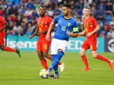 La Belgique quitte l'Euro U21 sur une défaite malgré un petit bijou de Yari Verschaeren