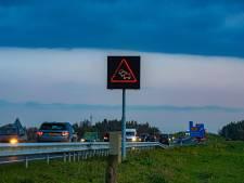 Ongevallen en files op N50 bij Kampen blijven verontrusten