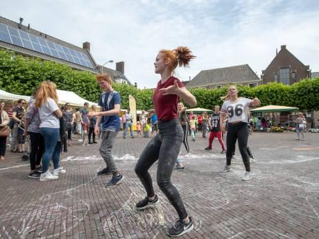 Inwoners van Wageningen zijn blij met hun studenten