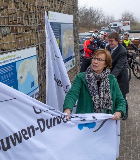 Schouwen is mountainbike- en ruiterroute rijker