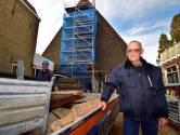 'Heerlijk, die Turfmarktkerk gaat eindelijk naar de bliksem'