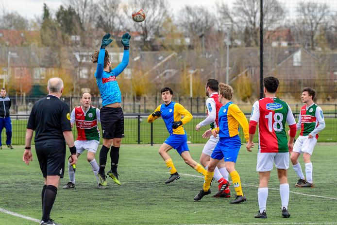 Archiefbeeld FC Bergen - Internos.