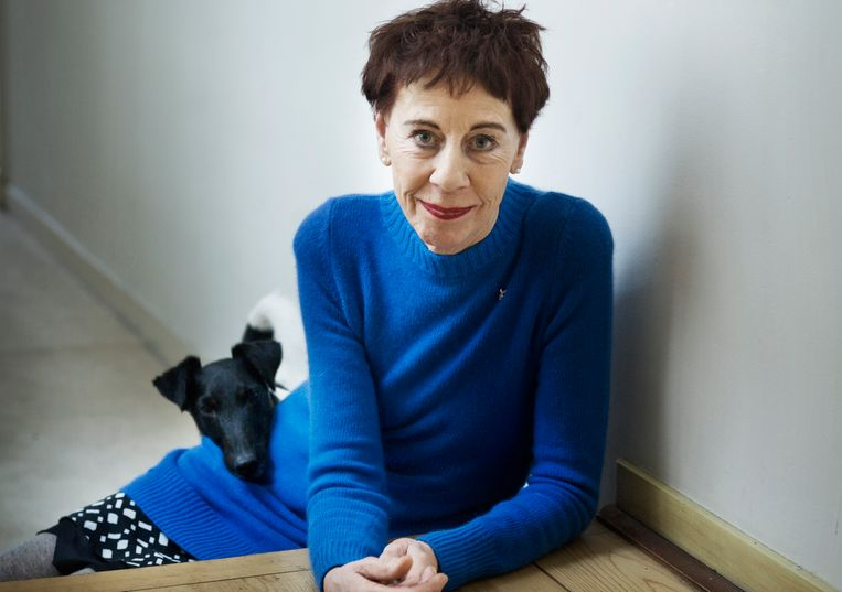 Auteur en kunstenares Charlotte Mutsaers. Beeld Hollandse Hoogte / Tessa Posthuma de Boer