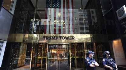 Burgemeester New York wil woorden 'Black Lives Matter' in gigantische letters voor Trump Tower laten schilderen