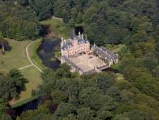 Eén lintje op kasteel Renswoude