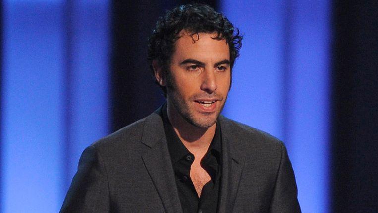 Sacha Baron Cohen voegt na Borat, Brüno en The Dictator een nieuwe film toe aan het kleurrijke palmares.