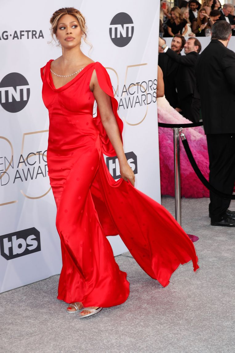 Laverne Cox from 'Orange Is The New Black'