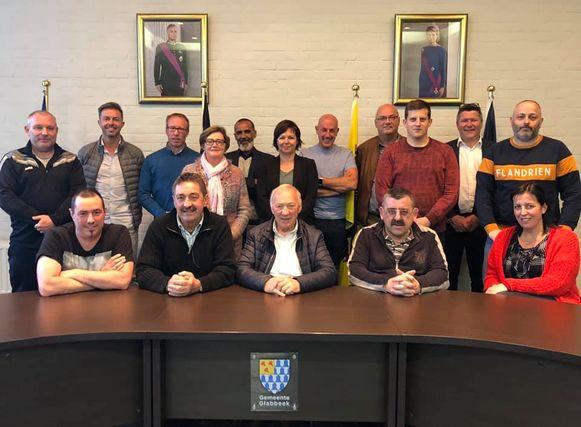 De nieuwe sportraad van Glabbeek is een feit.