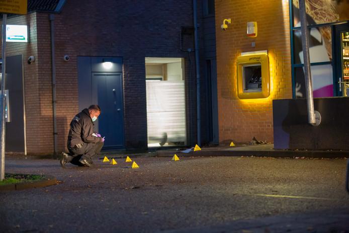 Plofkraak Bergen op Zoom