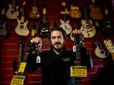 Roderick Boer trekt stekker uit zijn winkel: in Eiland Muziek zit geen muziek meer