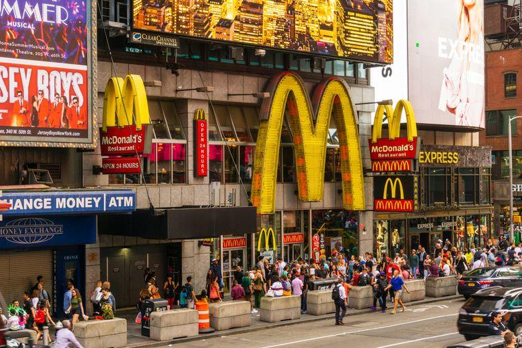 Miljoenen toeristen van over de hele wereld bezochten de voorbije 17 jaar deze McDonald's.