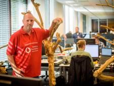 Harm Kanters uit Gemert biedt telecom-hulp bij rampen