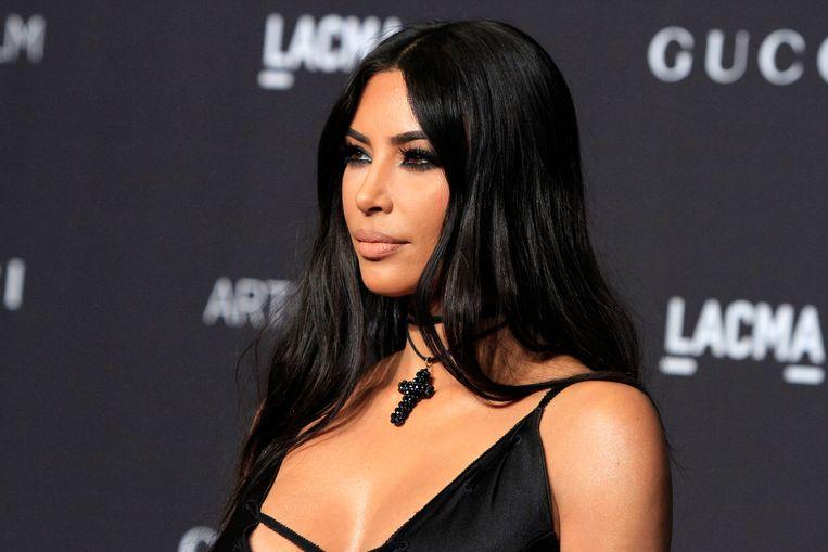 Kim Kardashian vindt het een goeie zaak dat de hartjes op Instagram zouden verdwijnen.