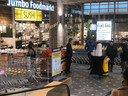 Bij deze Jumbo Foodmarkt in Leidsche Rijn is het deurbeleid al ingegaan.