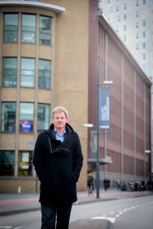 Paul van Nunen is sinds een paar maanden de directeur van de stichting Brainport.