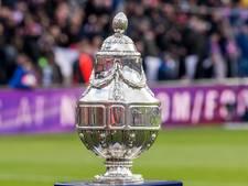 GA Eagles in tweede ronde KNVB-beker tegen Fortuna Sittard