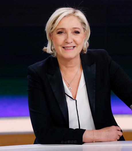 Le Pen stopt tijdelijk als leider van de partij Front National