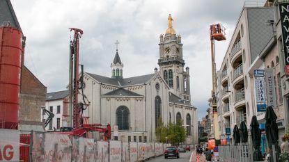Grote wasbeurt voor woningen in Parkstraat na sloopwerken stadhuis