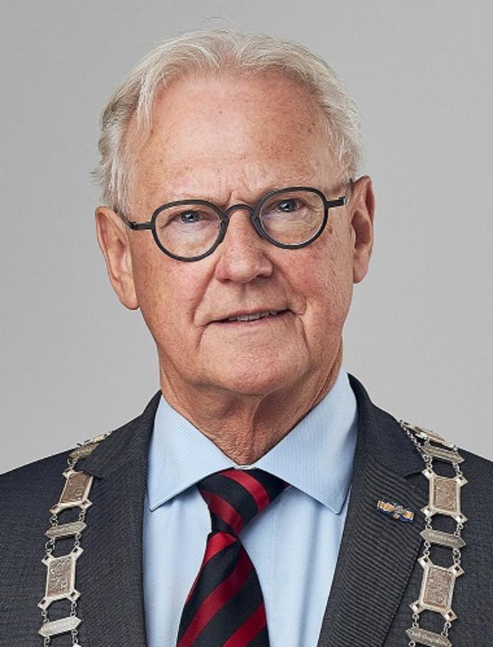 Waarnemend burgemeester gemeente Hoeksche Waard
