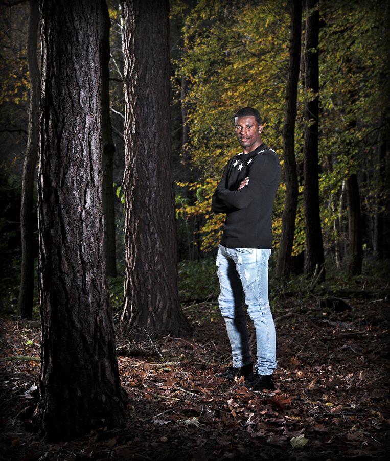 Georginio Wijnaldum: `Eindeloos streven naar vooruitgang, daarvan kan ik genieten.' Beeld Klaas Jan van der Weij