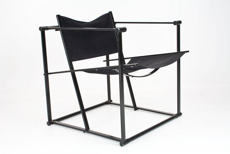 Radboud van Beekum fauteuil voor Pastoe Beeld