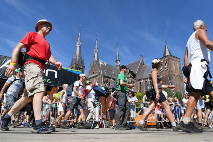 Met de Vierdaagse van Nijmegen trekt jaarlijks al een wandellegioen door Cuijk. Vanaf 2019 heeft Cuijk, als het aan een groepje Cuijkenaren ligt, ook weer een Kennedymars.