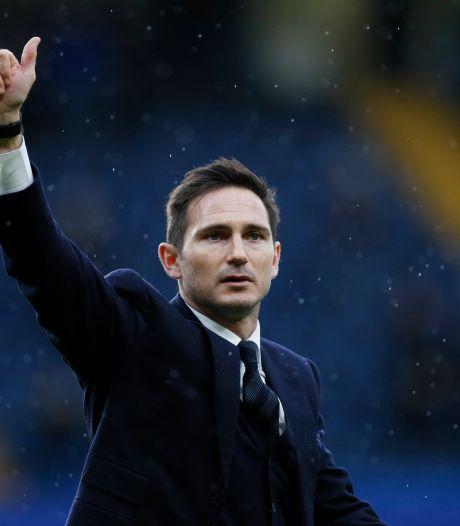 Chelsea stelt clubicoon Lampard aan als trainer