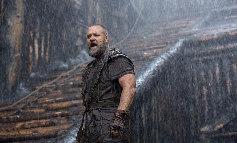 Russell Crowe in Noah van Darren Aronofsky. Beeld AP