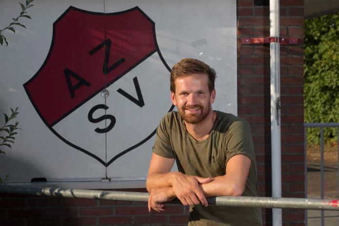 Erwin Nieuwboer staat met AZSV bovenaan.
