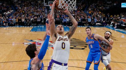 Lakers en Bucks winnen in NBA, Harden rondt kaap van 20.000 punten