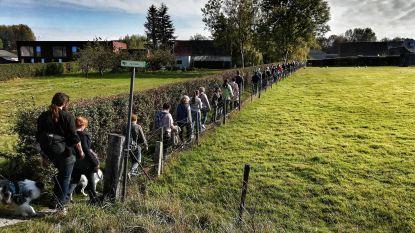 Nieuwe bedevaartroute trekt van Aalst naar Massemen