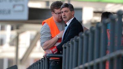 Charleroi-coach Felice Mazzu weigert schorsingsvoorstel van één week