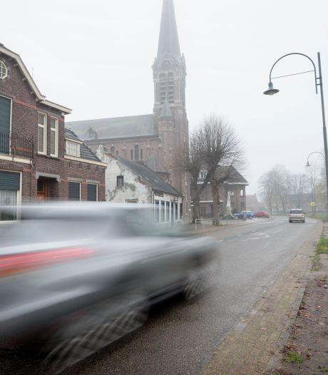 30 kilometer per uur op de Houtse Heuvel? 'Niet de hoogste prioriteit'