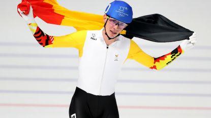 Dan toch een Belgische medaille! Bart Swings pakt zilver in massastart